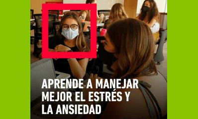 EVENTO APRENDE A MANEJAR EL ESTRÉS