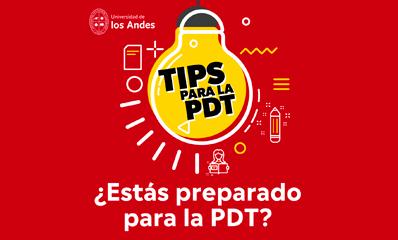 CHARLA: TIPS PARA LA PDT