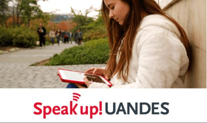 SpeakUp! UANDES